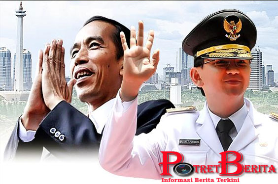Kalau Jokowi Mau Jadi Presiden Lagi, Kuncinya Ahok Harus Menang di Pilkada Jakarta, Ini Alasannya