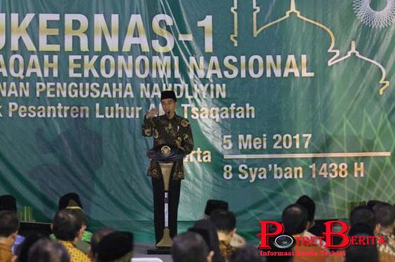 Jokowi : Silahkan Demo Asal Tidak Mengganggu Orang Lain