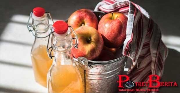 Cuka Apel Yang Ternyata Mengesankan! Yuk Cek Khasiatnya Yang Bikin kamu Tercengang