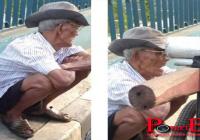 Kisah Kakek Penjual Abu Gosok Di Jakarta Ini Bikin