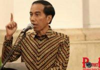 Jokowi : Pengedar Narkoba Melawan, Sudah Tembak Saja