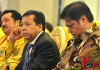 Setya Novanto Jadi Ketua DPR Pertama Yang Jadi Tersangka KPK