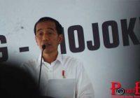Jokowi: Beberapa Hari Lalu Saya Dapat Banyak Aduan Gara-Gara Raisa Menikah