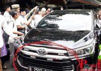 Mobil Pakai Strobo, Polisi Akan Datangi Anies