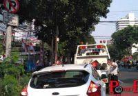 Penganiaya Petugas Parkir Anggap Mobil Berpelat TNI Tak Bayar Parkir
