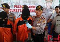 Polisi Tangkap Cucu Pembunuh Nenek Timah Di Batam