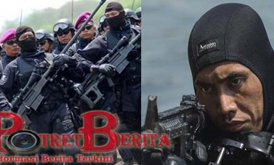 Sejarah Pasukan Kopaska Misterius Angkatan Laut Yang Telah Digagas Sukarno