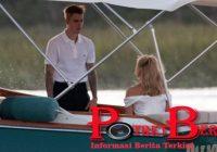 Potret Acara Pernikahan Hailey dan Justin Bieber