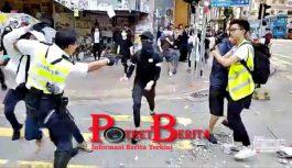 Protes Hong Kong Yang Berdarah