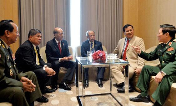 Prabowo Wujudkan Asia Tenggara yang Damai