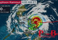 Topan Kammuri Dekat Filipina, Ribuan Orang Dievakuasi