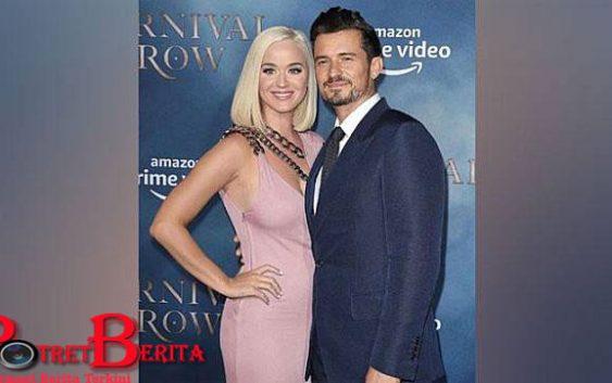 Corona : Katy Perry - Orlando Bloom Tunda Nikah