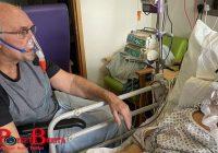 Terinfeksi Covid-19, Pasangan Lansia Ini Dipertemukan untuk Saling Berucap Selamat Tinggal