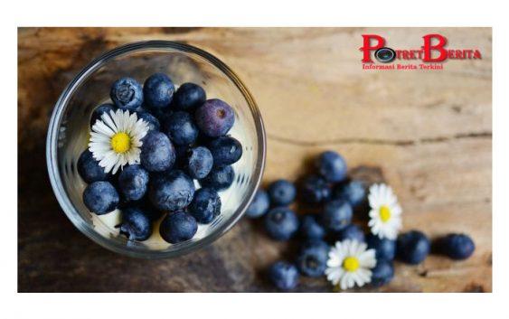 Meski Mungil, Blueberry Disebut Ampuh Cegah Penyakit Jantung