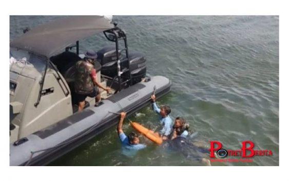 Kapal Tenggelam di Priok Tidak Punya Pelampung Hingga 3 Orang Tewas