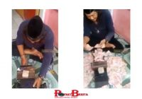 Polisi Selidiki Viral Ustadz Gondrong Gandakan uang Pakai Jenglot di Bekasi