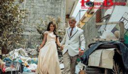 Kisah 2 Pemulung Sekaligus Tunawisma Menikah Setelah 24 Tahun, Dibantu Pemilik Salon