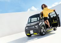 Opel Perkenalkan Seri Mobil Listrik Mungil Opel Rocks-e